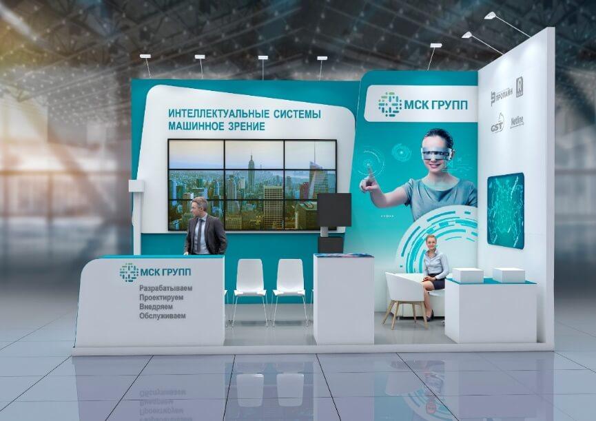Десант МСК ГРУПП на Интерполитех-2019