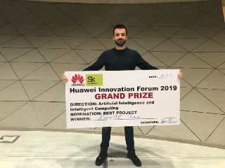 RoadAR – победитель HUAWEI Innovation Contest